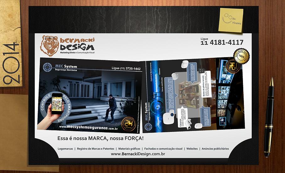 5000 Folhetos no formato 148x202mm (A5) 115gr/m²