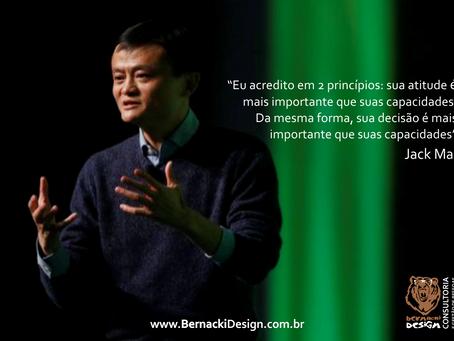 Os 3 conselhos de Jack Ma para o empreendedor