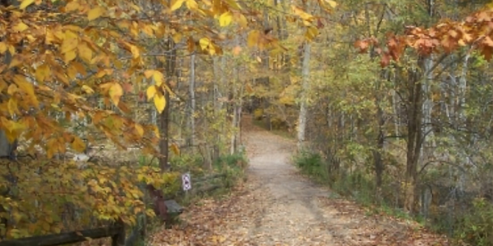 B + T Rocky River Nature Center Hike & Scavenger Hunt
