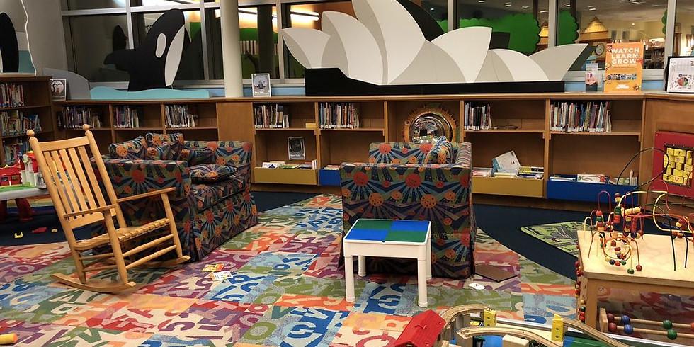 B + T Fairview Park Library Fun