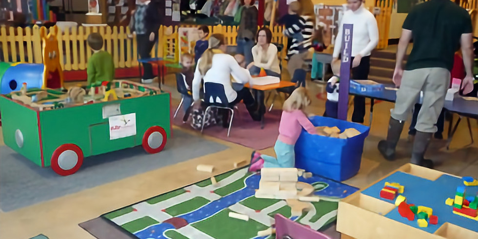 B+T Discovery Works Avon Lake Library Playtime