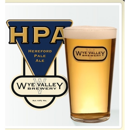 HPA Wye Valley Brewery