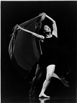 Rocío Flores, bailarina mexicana