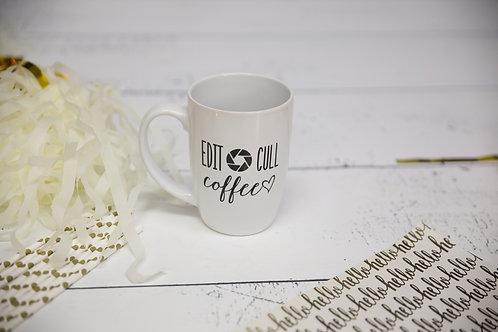 Coffee Mug - Edit Cull