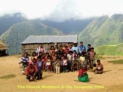Yurumutu Church