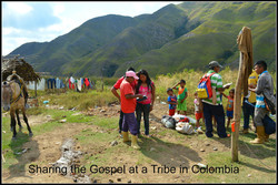 Colombian Tribe - -2