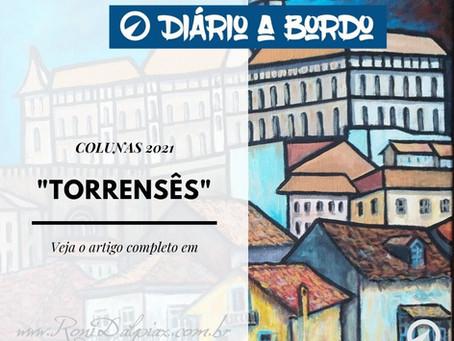 """PALAVRAS E EXPRESSÕES DO """"TORRENSÊS"""""""