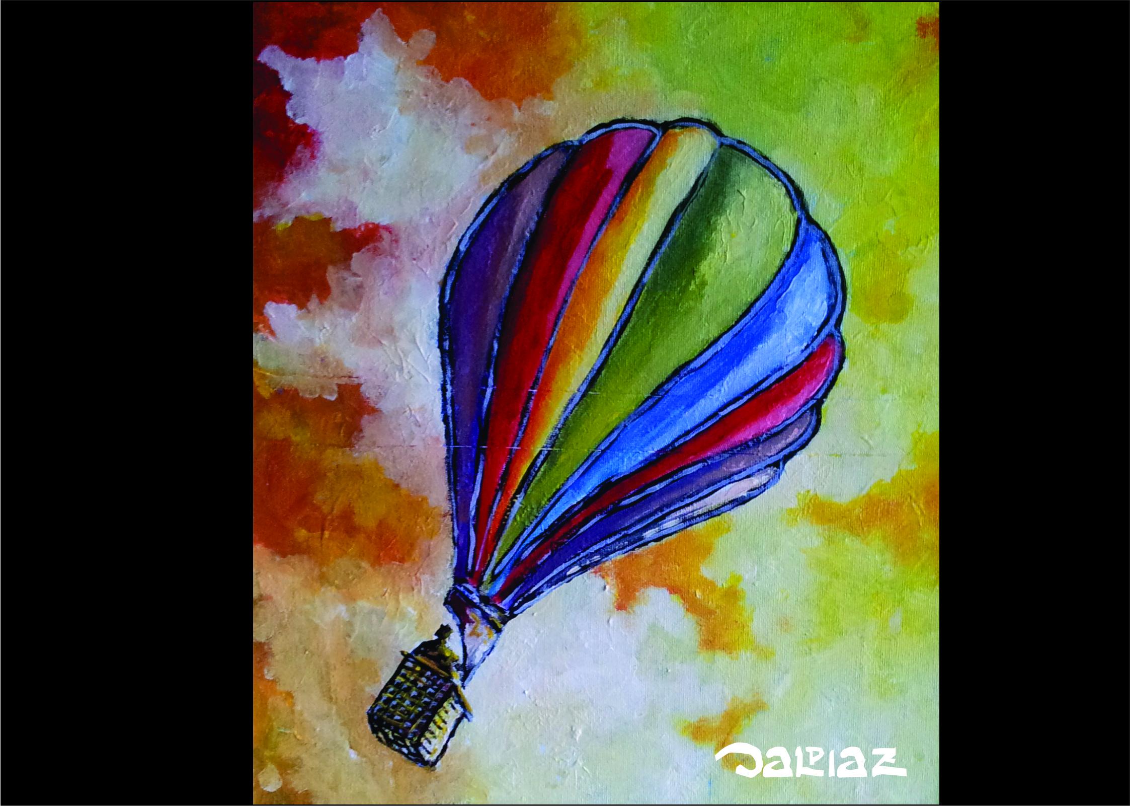 balão_solitario