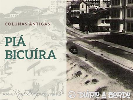 COLUNAS ANTIGAS - PIÁ BICUÍRA