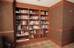 Crown, Chair Rail, Base, Shelves