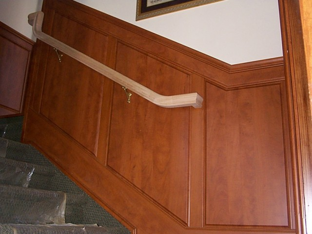 Raised Panel Wainscot