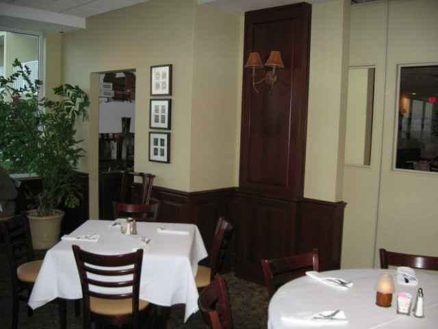 Raised Panel Wainscot, Columns
