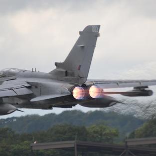 RAF Tornado GR4 - RIAT2012