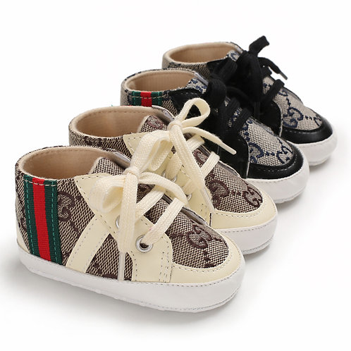 Gucci-Baby Toddler Sneaker Walking Shoes-CLOSE OUT!