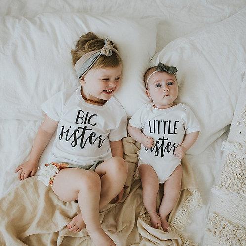 Big Sister  Pregnancy Announcement Shirt Baby Announcement