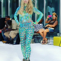 #bodyart #fashionshow #book #opuleance #