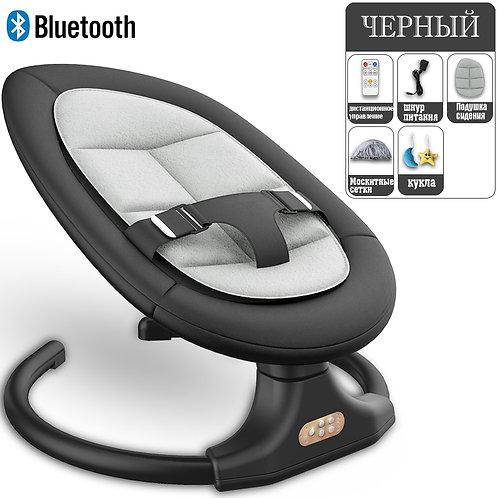 Newborn Baby Shaker Baby Electric Cradle With Baby to Sleep Recliner Comforter