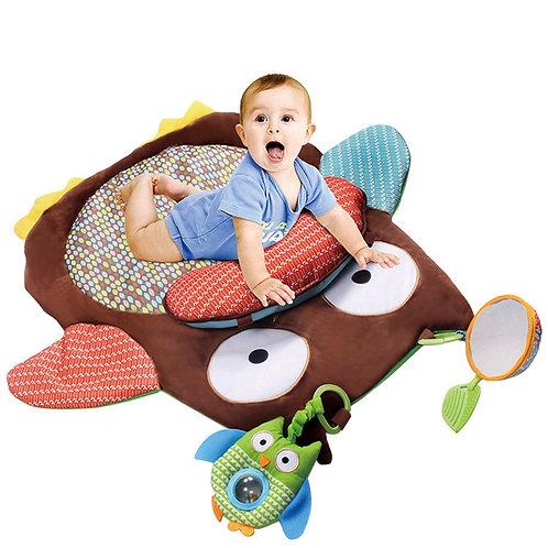 Baby Playmat Baby Activity Gym Room Decoration Cartoon Owl