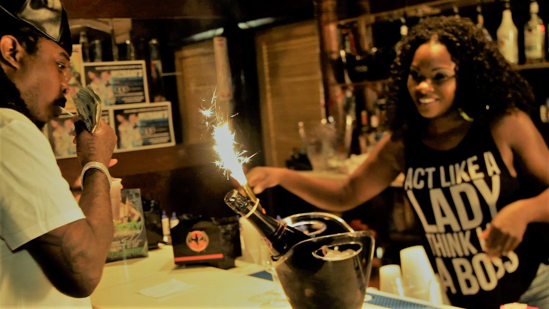 Charmaine The Bartender