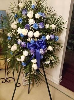 Funeral Service Decor