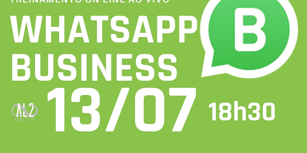 Treinamento WhatsAPP Business