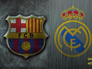 바르셀로나 VS 레알마드리드 (엘클라시코) 경기분석