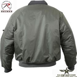 MA-1 Flight Jacket - Sage Green