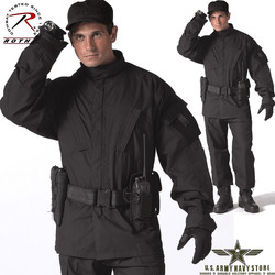 Army Combat Uniform Shirt - Black