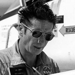 NASA Astronaut James B. Irwin