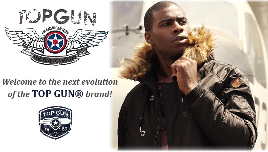 Welcome to the next evolution of the TOP GUN® brand!