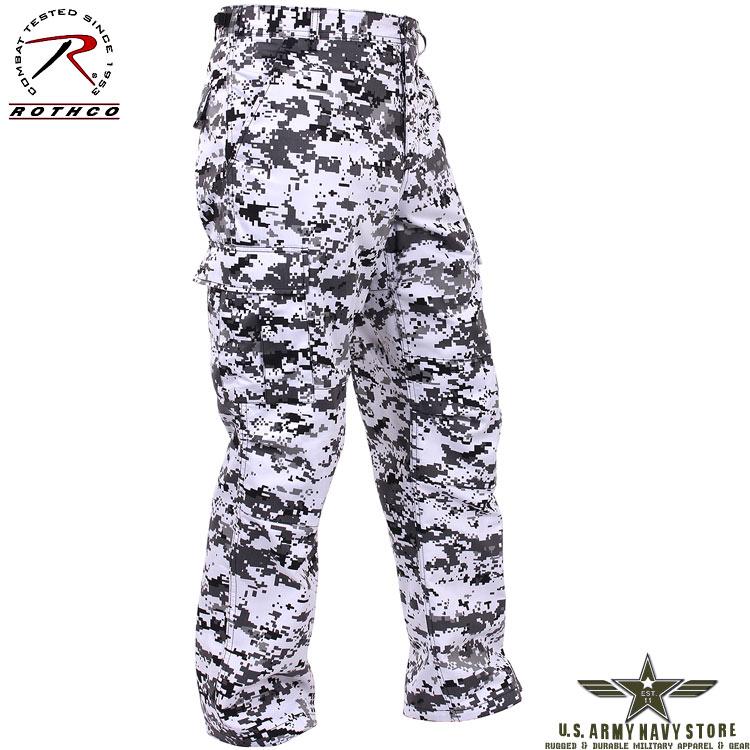 Poly/Cotton Twill BDU Pants - City