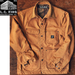 LC King Made in USA Landon Barn Coat
