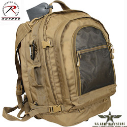 Move Out Tactical Bag - Coyote Brown