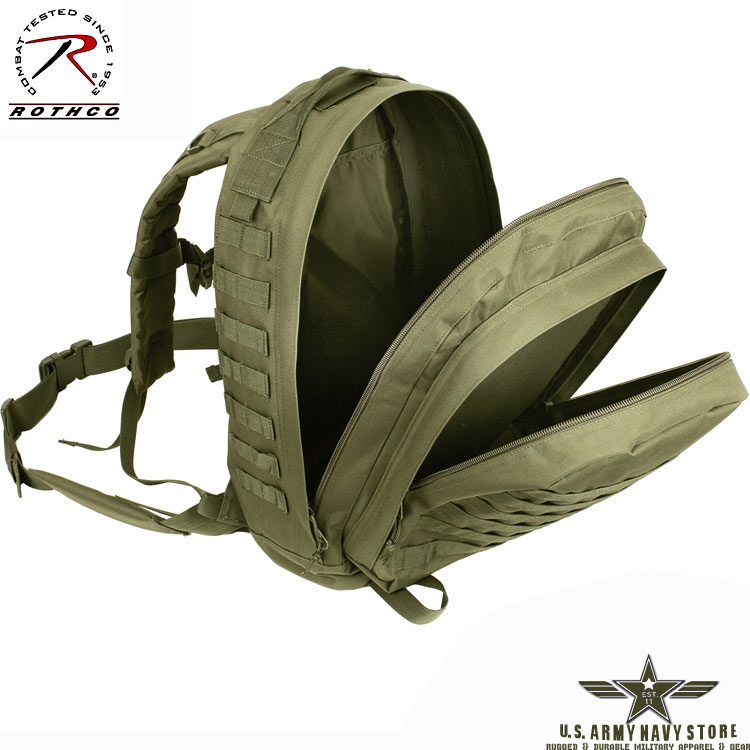 MOLLE II 3-Day Assault Pack - OD