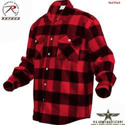 Extra Heavyweight Flannel Shirt