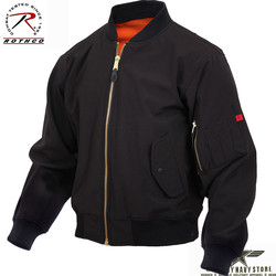 Soft Shell MA-1 Flight Jacket