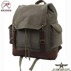 Vintage Expedition Rucksack - OD