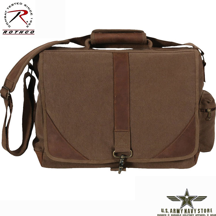 Vintage Urban Pioneer Laptop Bag