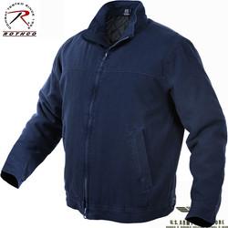 Concealed Carry Jacket - Navy Blue
