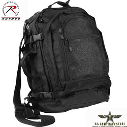 Move Out Tactical Travel Bag - Black