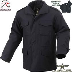 Black M-65 Field Jacket