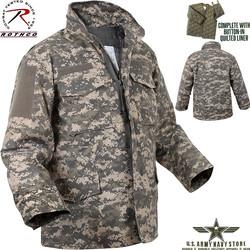 ACU Digital M-65 Field Jacket