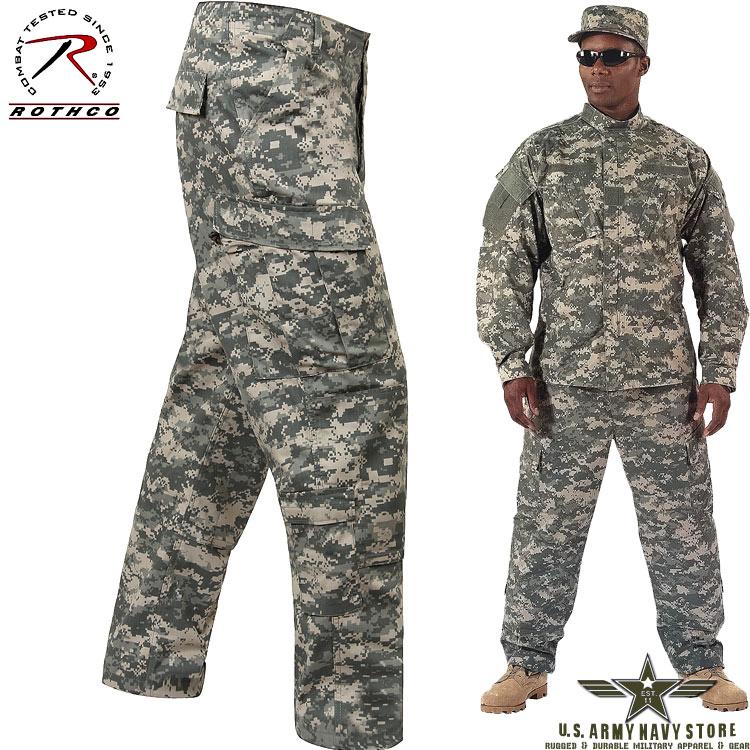 Army Combat Uniform Pants - ACU