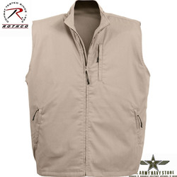 Tactical Undercover Travel Vest