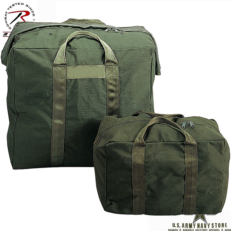 Enhanced Aviator Kit Bag – OD