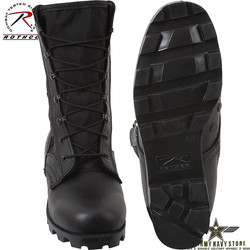 G.I. Speedlace Jungle Boots - Black