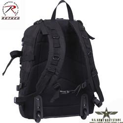 Rolling Large Transport Pack – Black