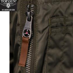 Top Gun Men's MA-1 / Olive