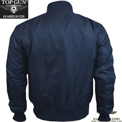 Top Gun Men's MA-1 / Navy