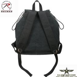 Vintage Canvas Wayfarer Backpack
